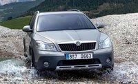 El Škoda Scout recibe el cambio de doble embrague DSG