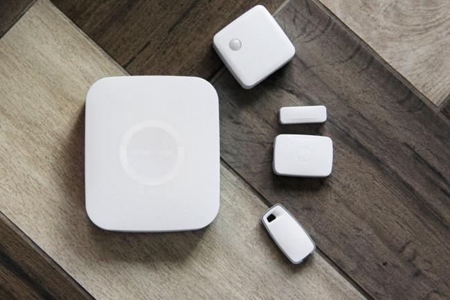 Hub Sensors On Wood