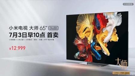 Xiaomi Mi Tv Masters 65 D9s