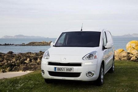 Peugeot Partner eléctrica, a la venta en marzo desde 24.500 euros