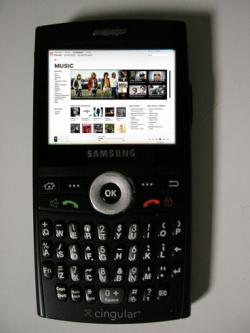 Zune Marketplace en Windows Mobile