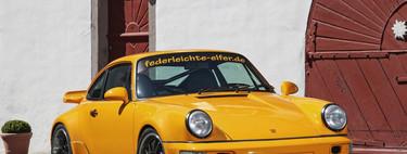 """Este Porsche 911 Carrera 2 de 1990 es ahora un """"Extreme Light Weight"""" gracias a DP Motorsport"""