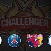 PSG y Giants, los favorecidos por el calendario de la Challenger Series de League of Legends