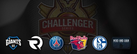 PSG y Giants, los favorecidos por el calendario de la Challenger Series de League of Legends