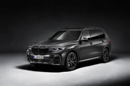 BMW X7 Dark Shadow Edition: sólo 500 unidades con los mismos 530 CV pero con un aspecto mucho más siniestro