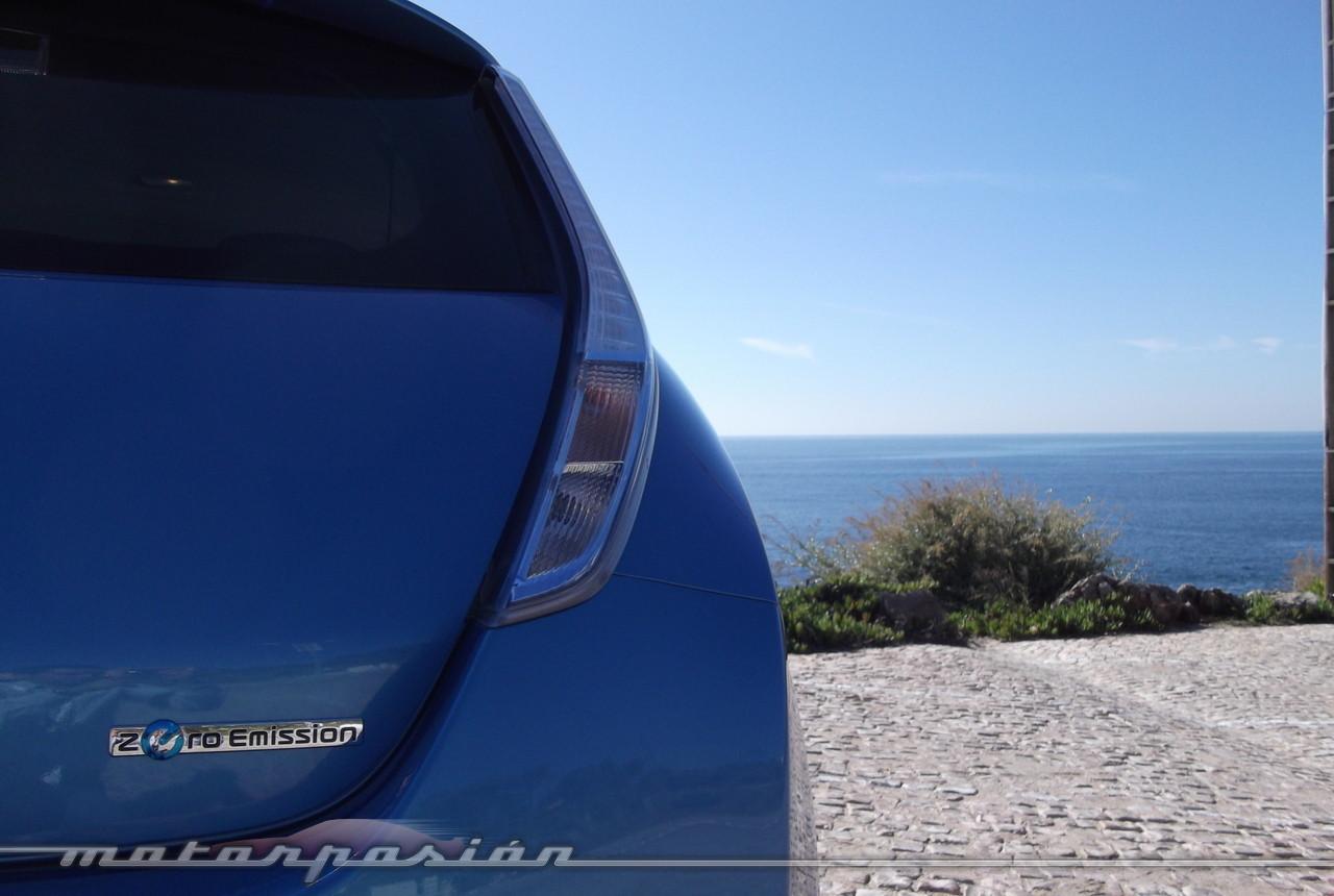 Foto de Nissan Leaf (presentación) (25/58)