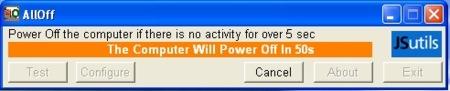 Apaga el ordenador automáticamente cuando no lo uses con AllOff