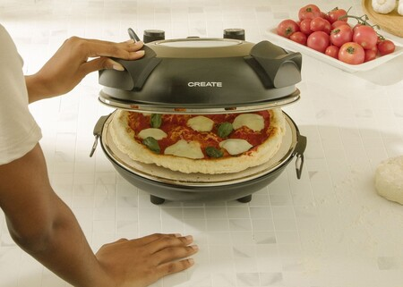 Horno Electrico Pizzas Ikohs