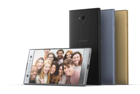Los Sony Xperia XA2 y XA2 Ultra
