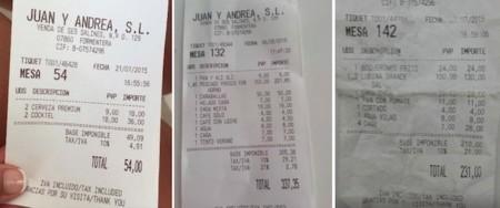 Facturas Juan Y Andrea