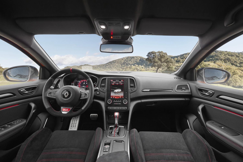 Foto de Renault Mégane R.S. 2018, toma de contacto (43/129)