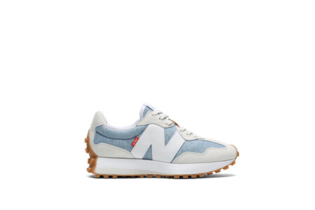 Levi S X New Balance Women S 327 Sneaker Outside