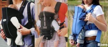 Cómo utilizar la mochila portabebés correctamente