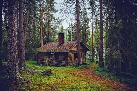 Log Cabin 1886620 1920