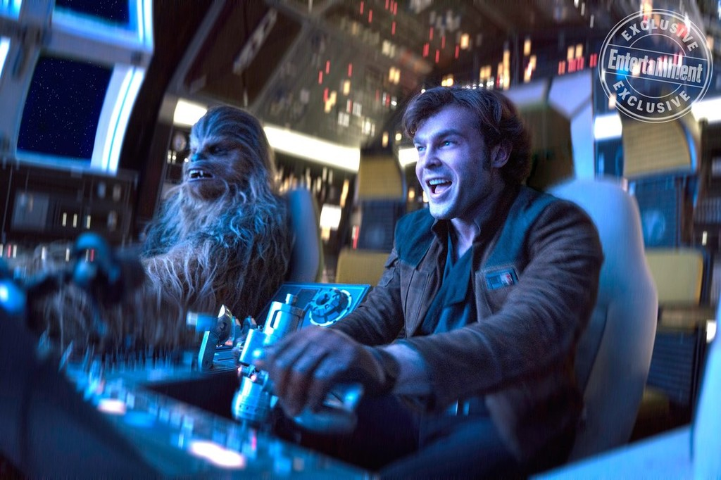 Han Solo: A history of Star Wars