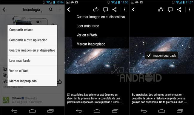 Flipboard para Android