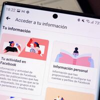 Facebook rediseña su aplicación para que sea más sencillo consultar los datos personales que recopila