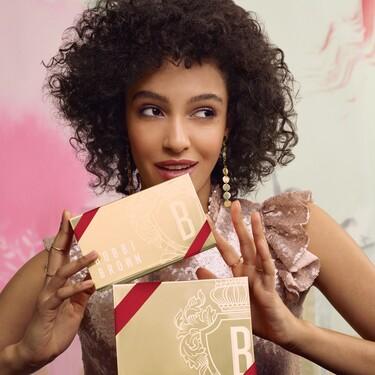 La colección de maquillaje en edición limitada de Bobbi Brown para la Navidad 2020 es de lo más bonito que podemos encontrar