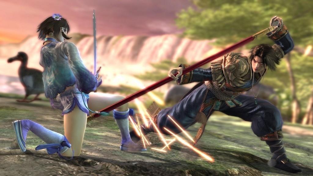 Soul Calibur IV -nuevas imágenes-