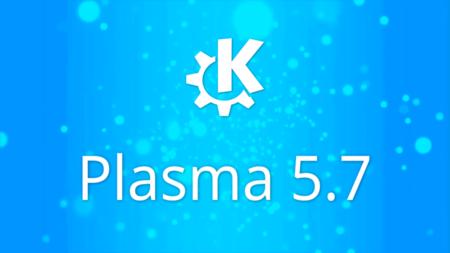 KDE lanza Plasma 5.7: estas son las novedades de su entorno de escritorio