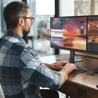 Dell UltraSharp 27 4K PremierColor: el primer monitor 4k con dispositivo de calibración interna presentado en Adobe Max