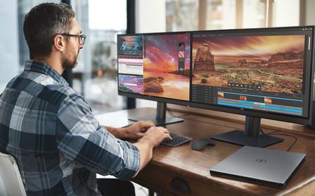 Dell UltraSharp 27 4K PremierColor: el primer monitor 4k con dispositivo de calibración interna presentado en Adobe Max