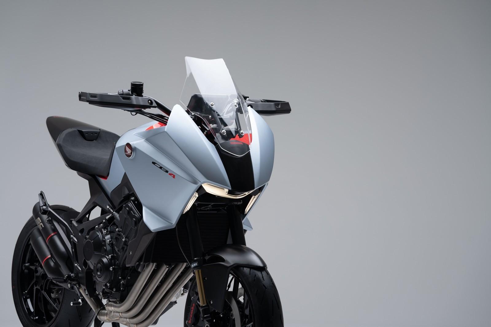 Foto de Honda Concept CB4X (10/13)