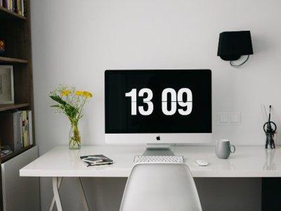 Por qué deberías tener un horario aunque trabajes en tu propia casa