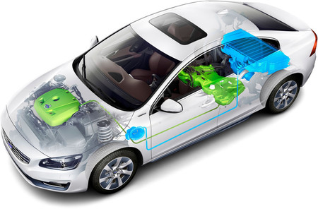 Volvo S60L Petrol Plug-in Hybrid Electric Vehicle