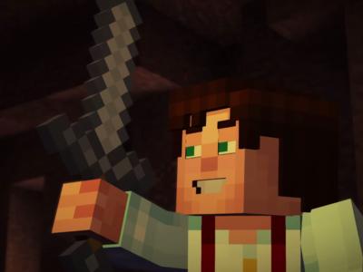 Telltale Games y Mojang muestran el primer adelanto de Minecraft Story Mode