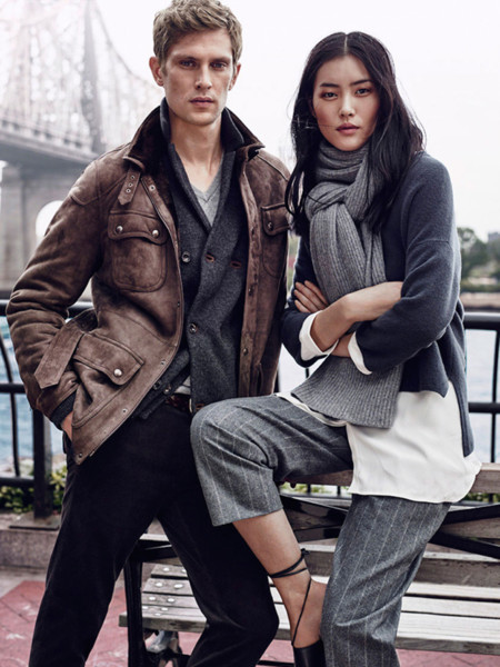 Massimo Dutti Nyc Collection Fall Winter 2015 Campaign 002