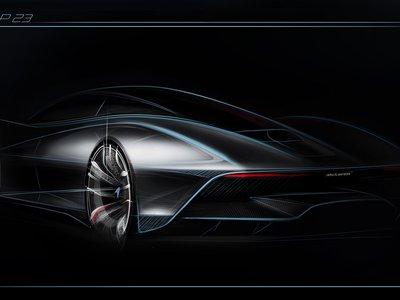 McLaren BP23, la marca británica nos brinda un adelanto de cómo será su próximo bólido de 1,000 hp
