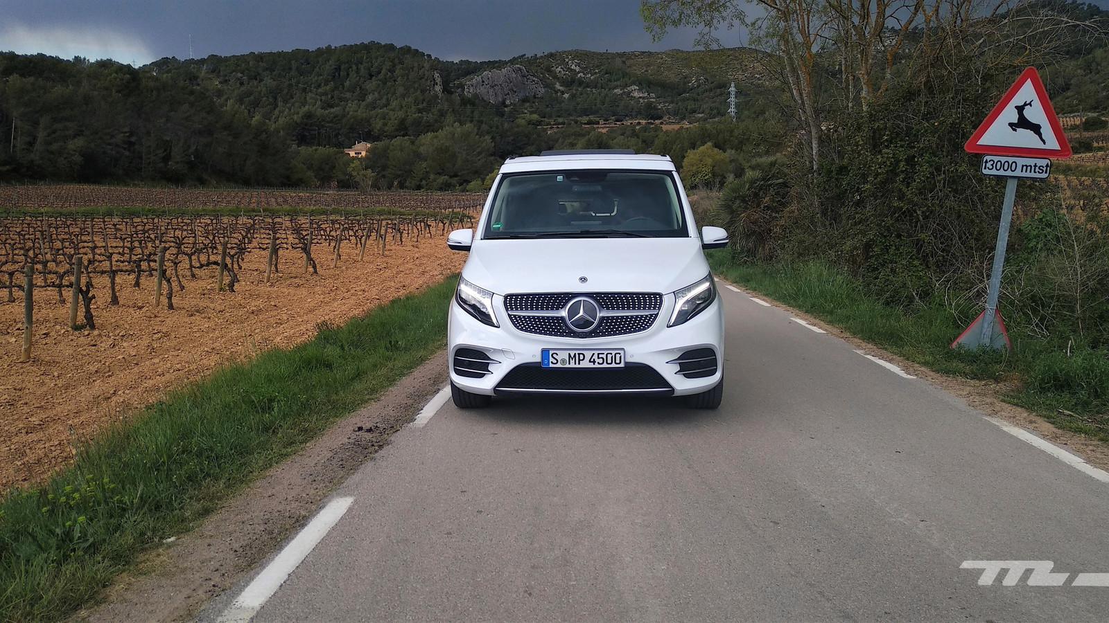 Foto de Mercedes-Benz Clase V (presentación) (14/17)