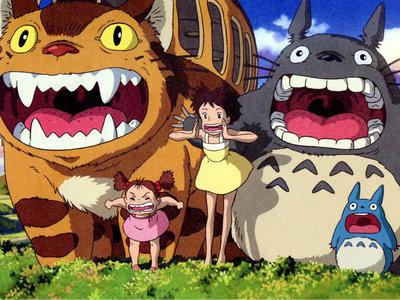 ¿Te gustaría ir a un parque temático de Mi Vecino Totoro? En un par de años podrás hacerlo