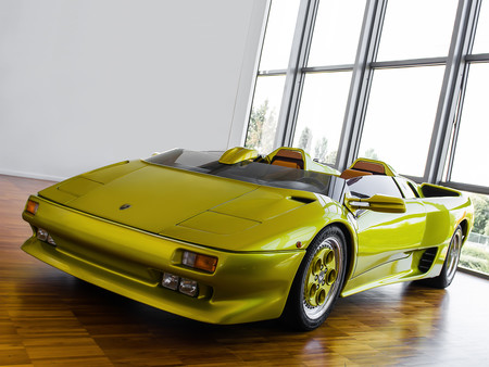 Lamborghini Diablo Roadster Prototype 1