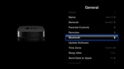 Cómo conectar un teclado Bluetooth a tu Apple TV