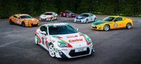 Toyota GT86, rindiendo tributo al pasado de competición de la marca japonesa