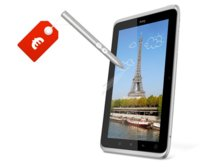 """HTC Flyer, el """"lápiz"""" será opcional y no precisamente asequible"""