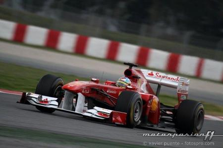 Ferrari quiere mejorar la clasificación en Malasia