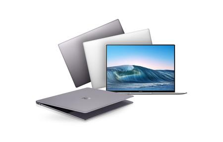 Las pantallas casi infinitas llegan a los portátiles de la mano del nuevo Huawei Mate X Pro