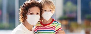 Las mascarillas serán obligatorias para los niños mayores de seis años en todos los espacios públicos