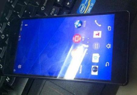 Sony Xperia Z3, primeras imágenes que llegan desde China