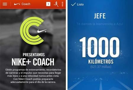 La aplicación Nike+ Running se actualiza con novedades interesante