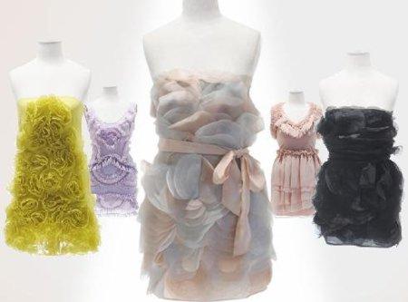 Vestidos de fiesta Primavera-Verano 2010: los mejores clones low cost de internet
