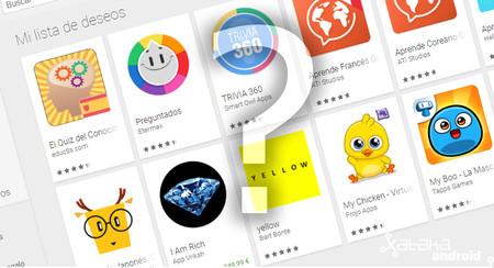¿Qué es la lista de deseos de Google Play y para qué sirve?