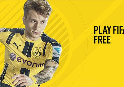 ¡Atención amantes del Futbol! Durante este fin de semana podrán jugar FIFA 17 gratis