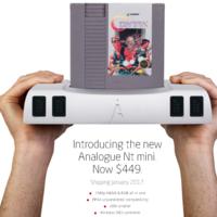 ¿Quieres una NES de aluminio y con diseño compacto? Échale un ojo a la nueva Nt Mini