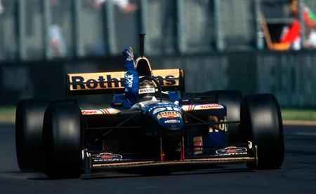 Damon Hill Williams FW18 - GP Australia 1996