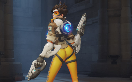 Blizzard responde sobre la polémica de la postura eliminada de la heroína de Overwatch