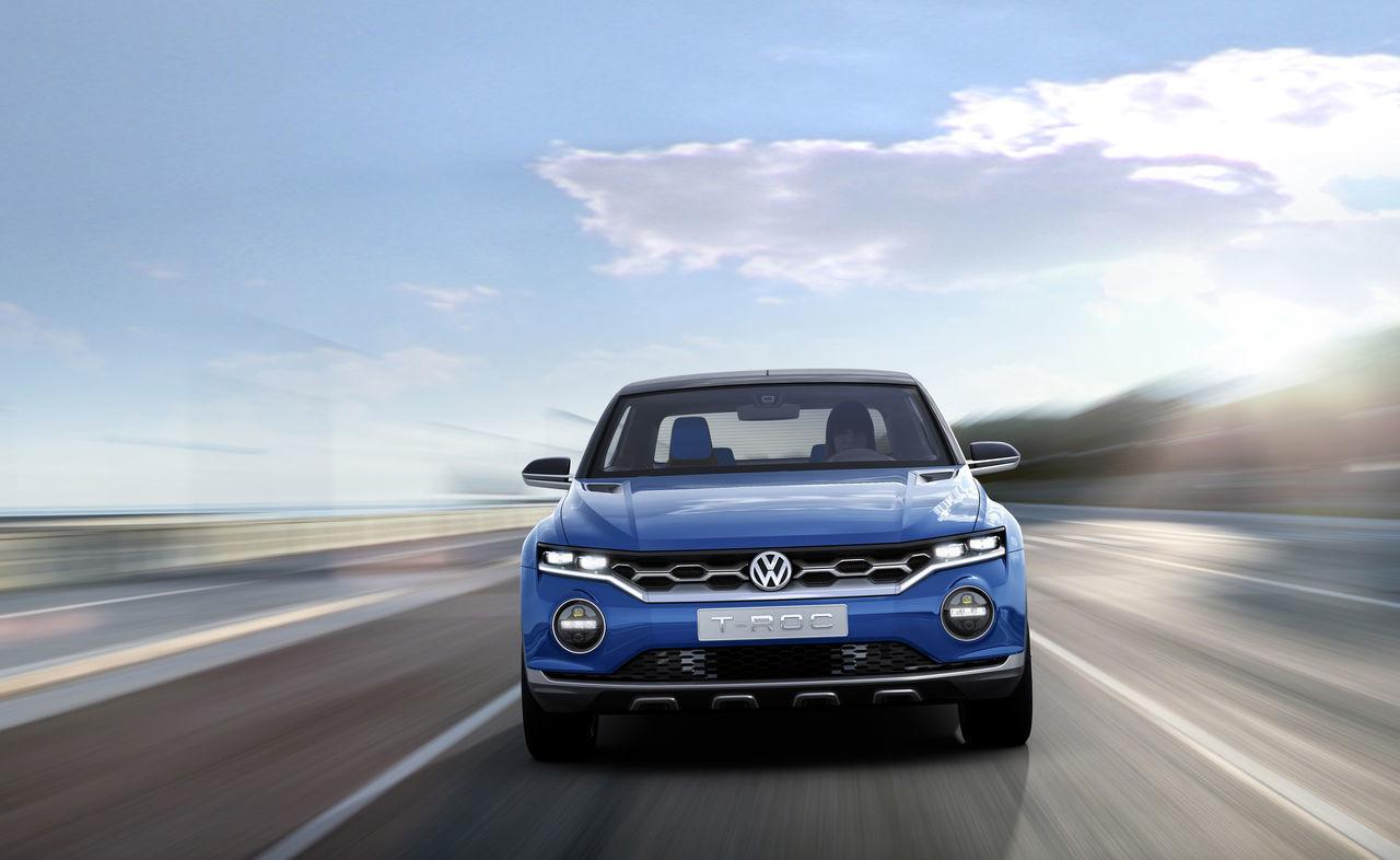 Foto de Volkswagen T-ROC Concept (9/22)